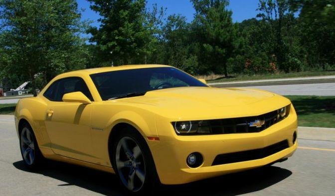 Den Preis für Autos wie den Chevrolet Camaro legen bald die Bieter auf Ebay fest. (Foto)
