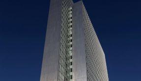 Denkmalgeschützter Wolkenkratzer wird saniert (Foto)