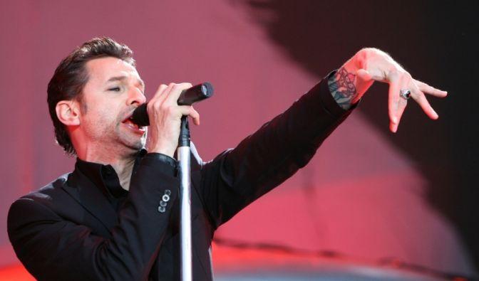 Depeche-Mode-Sänger David Gahan hatte vor Jahren Drogenprobleme, die er im neuen Album thematisiert. (Foto)