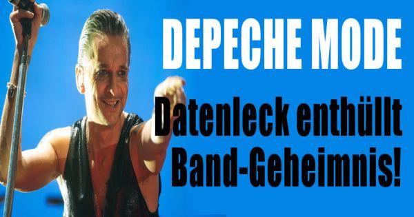 depeche mode 2017 auf tour datenpanne geheimnis um welt tournee gel ftet. Black Bedroom Furniture Sets. Home Design Ideas