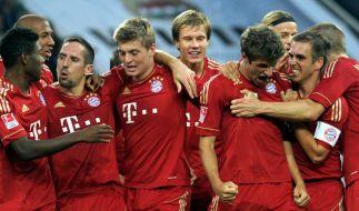 Der 7. Bundesliga-Spieltag im Telegramm (Foto)