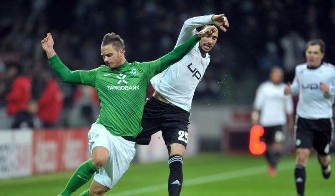 Der 33. Bundesliga-Spieltag im Telegramm (Foto)