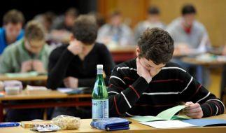 Der Aktionsrat Bildung fordert ein bundesweites Kernabitur bis 2018. (Foto)