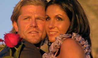 Der Bachelor und Anja (Foto)