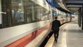 Der aktuelle Bahnstreik der GDL beginnt am Montag, 4. Mai 2015, und soll bis Sonntag dauern. (Foto)