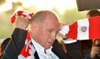 Der ehemalige Bayern-Präsident Uli Hoeneß muss ins Gefängnis. (Foto)