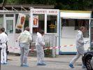 Der Besitzer dieser Imbissbude in Nürnberg wurde 2005 ermordet. (Foto)