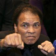 Muhammad Alis Sohn auf US-Flughafen festgehalten (Foto)