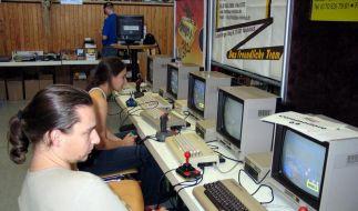 Der Brotkasten-Computer: Vor 30 Jahren kam der C64 (Foto)