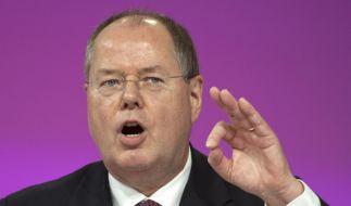 Der ehemalige Bundesfinanzminister fordert eine europäische Fiskalgemeinschaft. (Foto)