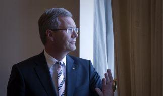 Der Bundespraesident wütet am Telefon (Foto)