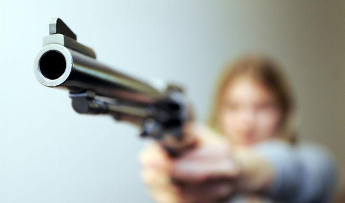 Der Bundestag hat die Einführung eines zentralen Waffenregister beschlossen. (Foto)