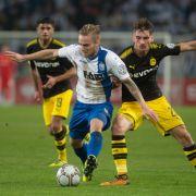Mainz muss zittern, BVB überrollt Magdeburg (Foto)