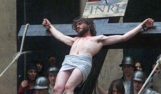 Der Christus in Oberammergau - gecastet, wie auch die anderen Darsteller der Passionsspiele. (Foto)