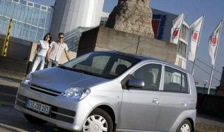 Der Daihatsu Cuore: So klein und schon so zuverlässig (Foto)