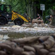 Unwetterwarnung! Dauerregen lässt Hochwasser-Gefahr steigen (Foto)