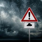 Der Deutsche Wetterdienst (DWD) warnt vor kräftigen Gewittern im Süden Deutschlands. (Foto)
