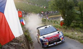 Der Deutschland-Dominator: Rallye-Rekordler Loeb (Foto)