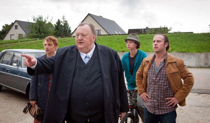 Der Dicke mit Dieter Pfaff startet mit neuen Folgen im Ersten. (Foto)