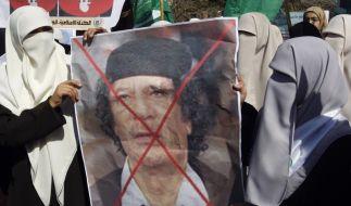 Der Diktator muss weg (Foto)