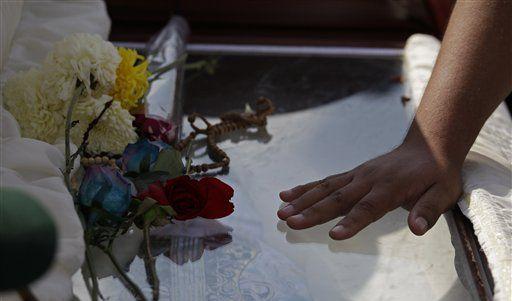 Der Drogenkrieg in Mexiko hat tausende Tote gefordert. (Symbolbild) (Foto)