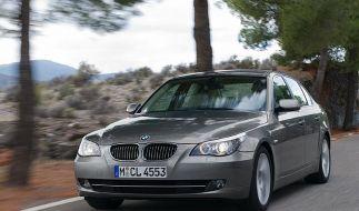 Der 5er von BMW: Nummer fünf lebt (Foto)
