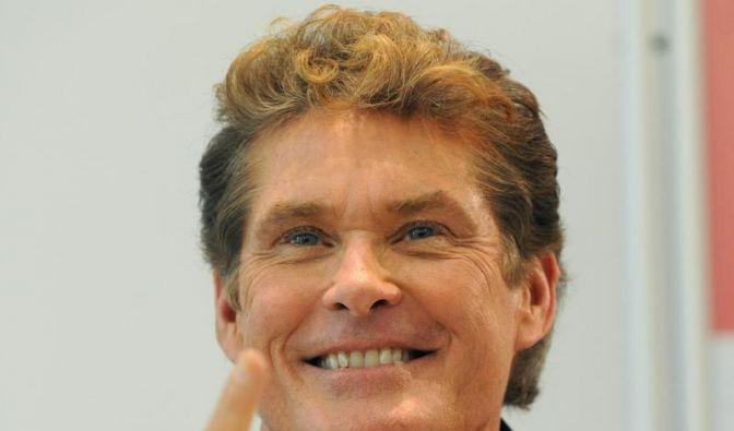Der ewige Bademeister: David Hasselhoff wird 60 (Foto)