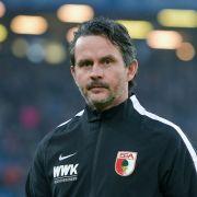 Trainer Dirk Schuster gefeuert! Jetzt zählt nur das Gladbach-Spiel (Foto)