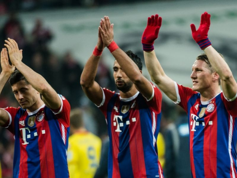 FC Bayern In Der Champions-League-Gruppe E: Tabelle