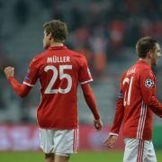 Bayern nimmt Kurs auf 19. Pokaltitel - 3:0 gegen Schalker (Foto)