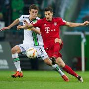 Dominante Bayern gewinnen Topspiel - Vidal und Costa treffen zum 2:0 (Foto)
