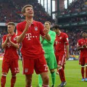 FC Bayern enteilt der Konkurrenz - Leipzig in Rückrunde nur Mittelmaß (Foto)