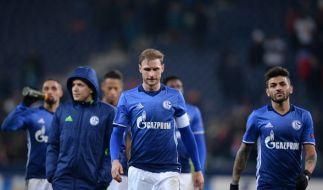Der FC Schalke könnte in der Europa League auf Top-Teams wie Manchester United oder Olympique Lyon treffen. (Foto)