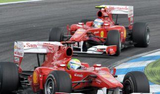 Der Ferrari-Skandal (Foto)