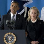 Der arabische Flächenbrand, der vier amerikanischen Botschaftsmitarbeitern das Leben kostete, stellt Barack Obamas außenpolitische Linie auf die Probe.