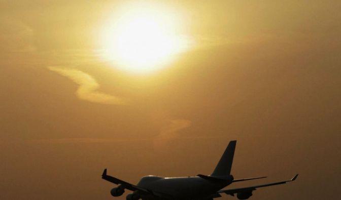 Der Flugverkehr bleibt weiterhin gestört (Foto)