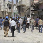 Der oberste Friedenshüter der UN sieht Syrien im Bürgerkrieg. Die USA verlieren die Geduld mit dem Friedensplan von Sondervermittler Annan.