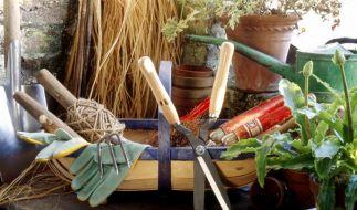 Der Garten ruft: Geräte-Check im Frühjahr (Foto)