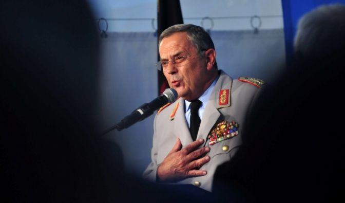 Der ehemalige Generalinspekteur der Bundeswehr, Wolfgang Schneiderhan. (Foto)