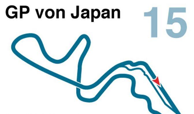 Der Große Preis von Japan (Foto)