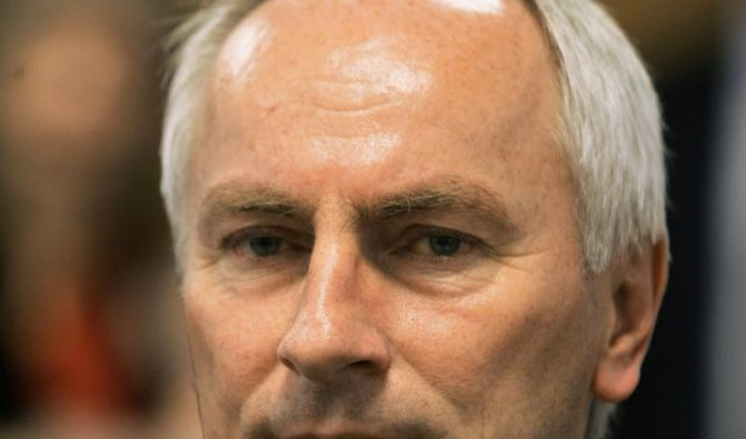 Der deutsche Jurist Christoph Flügge wird Vorsitzender Richter im Völkermord-Verfahren gegen den ser (Foto)
