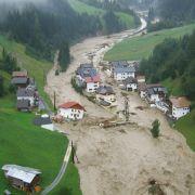 Sorgen immer häufiger Hochwasser für Chaos in Deutschland? (Foto)