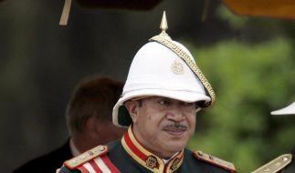 Der König von Tonga ist tot (Foto)