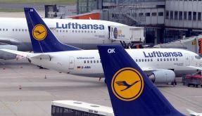 Der Kranich bleibt am Boden: Fliegen mit Lufthansa ist an diesem Freitag keine gute Idee. (Foto)