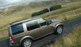 Der neue Land Rover läuft gut. On- und offroad erfreuen die neuen Dieselaggregate. (Foto)