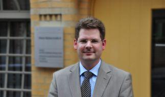Der neue Leiter der Makroökonomik am IWH Halle, Prof. Oliver Holtemöller. (Foto)