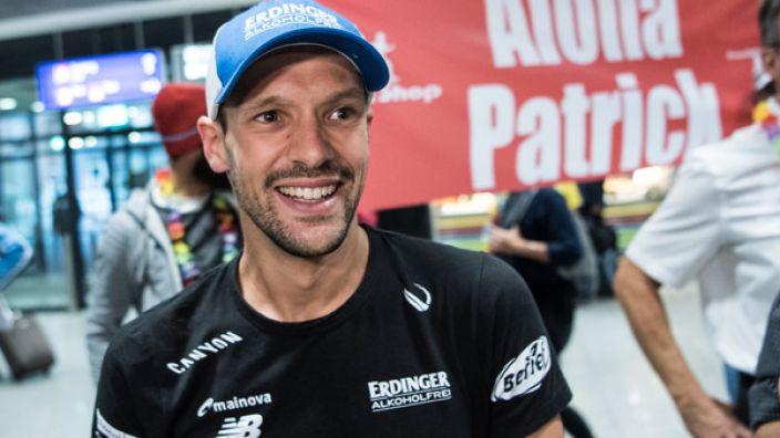 Der Mann aus Eisen: Patrick Lange hat die Ironman-Weltmeisterschaft 2017 auf Hawaii gewonnen.