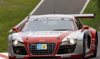 Der Manthey-Porsche hat auch in diesem Jahr alle abgehängt. (Foto)