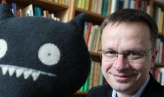Der Monsterologe von der Uni Köln (Foto)