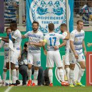 Der MSV Duisburg geht als Tabellenführer in den 23. Spieltag der 3. Fußball-Bundesliga. (Foto)